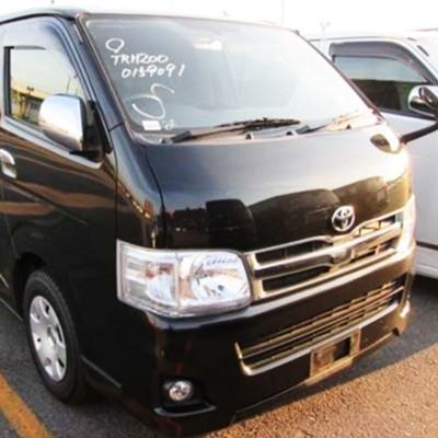 Toyota Hiace Super GL 2012