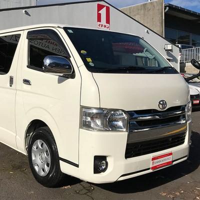 Toyota Hiace Super GL 2014