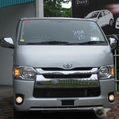 Toyota Hiace Super GL 2014 Profile