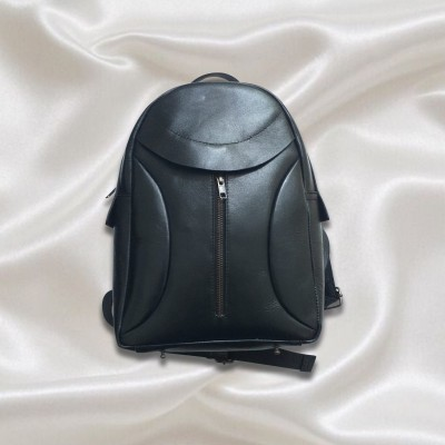 100% Cow Leather School Bag