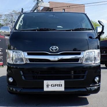 Toyota Hiace Super GL 2011 Black