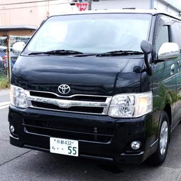 Toyota Hiace Super GL 2010