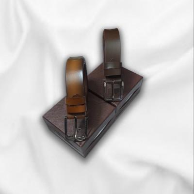 100% Cow Leather Men Belt
