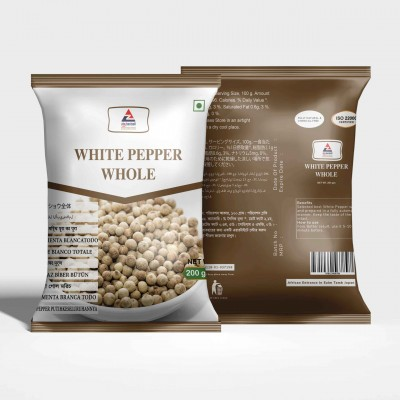 White Pepper Whole